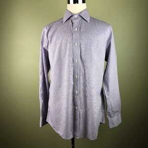 Ralph Lauren Slim Fit Button Front Shirt 17 36/37